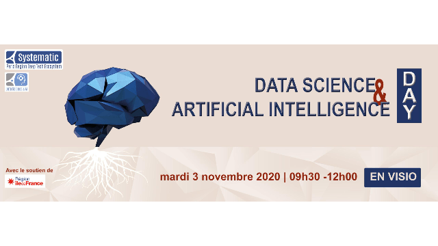 DATA SCIENCE & ARTIFICIAL INTELLIGENCE DAY – 3EME EDITION